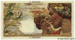 1000 Francs Union Française ÎLE DE LA RÉUNION  1946 P.47 SUP