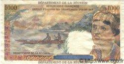 1000 Francs Union Française ÎLE DE LA RÉUNION  1964 P.52s