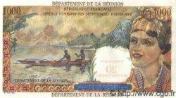 20 NF sur 1000 Francs Union Française ÎLE DE LA RÉUNION  1971 P.55 NEUF