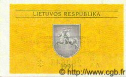 0,20 Talonas LITUANIE  1991 P.30 NEUF