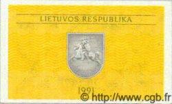 0,50 Talonas LITUANIE  1991 P.31c NEUF