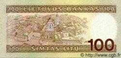 100 Litu LITUANIE  1991 P.50 NEUF