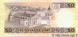 50 Litu LITUANIE  1993 P.58 NEUF