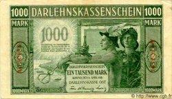 1000 Marks LITUANIE  1918 P.R134b TTB+