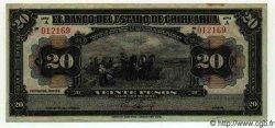 20 Pesos MEXIQUE  1913 PS.0134a TTB
