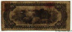 10 Pesos MEXIQUE  1909 PS.0164Ad B