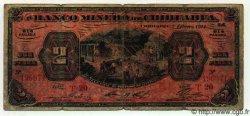 2 Pesos MEXIQUE  1914 PS.0184 B