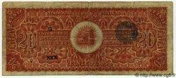 20 Pesos MEXIQUE  1914 PS.0526 TB+