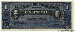 1 Peso MEXIQUE  1915 PS.0530e pr.NEUF