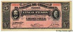 5 Pesos MEXIQUE  1915 PS.0532A NEUF