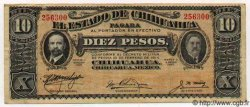 10 Pesos MEXIQUE  1915 PS.0534b SUP
