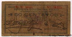 50 Centavos MEXIQUE  1913 PS.0552b B+