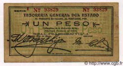 1 Peso MEXIQUE  1913 PS.0553b TB+
