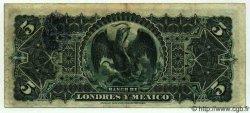 5 Pesos MEXIQUE  1913 PS.0233d TTB