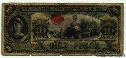 10 Pesos MEXIQUE  1902 PS.0258d B