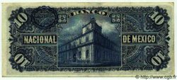 10 Pesos MEXIQUE  1913 PS.0258e TTB