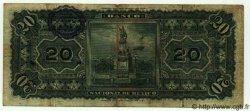 20 Pesos MEXIQUE  1905 PS.0259c pr.TB