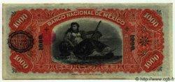 1000 Pesos MEXIQUE  1913 PS.0263a pr.SUP