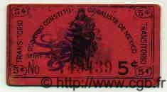 5 Centavos MEXIQUE  1915 PS.0682a TB