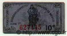 10 Centavos MEXIQUE  1915 PS.0683a TTB+