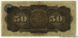 50 Pesos MEXIQUE  1915 PS.0688a TB