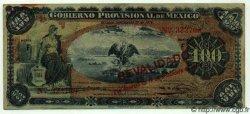 100 Pesos MEXIQUE  1914 PS.0708b pr.SUP