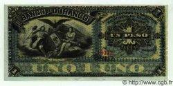 1 Peso MEXIQUE Durango 1915 PS.0272d SPL