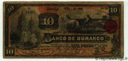 10 Pesos MEXIQUE  1900 PS.0274b B