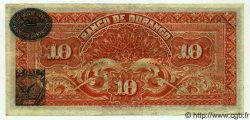 10 Pesos MEXIQUE  1914 PS.0274d TTB+