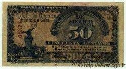 50 Centavos MEXIQUE Toluca 1915 PS.0879 TB+