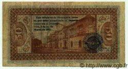 50 Centavos MEXIQUE  1915 PS.0879 TB+