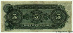 5 Pesos MEXIQUE  1914 PS.0289c TTB