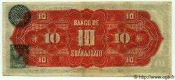 10 Pesos MEXIQUE Guanajuato 1914 PS.0290c TTB à SUP