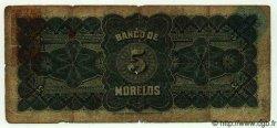 5 Pesos MEXIQUE  1903 PS.0345a B