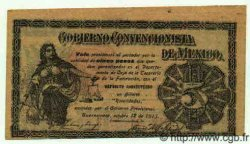 5 Pesos MEXIQUE  1915 PS.0909a TTB+