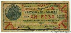 1 Peso MEXIQUE  1915 PS.0953a pr.TTB