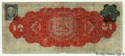 5 Pesos MEXIQUE  1910 PS.0381c B+