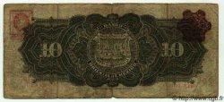 10 Pesos MEXIQUE  1901 PS.0382a B+