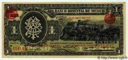 1 Peso MEXIQUE  1914 PS.0388a SUP+