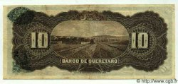 10 Pesos MEXIQUE  1914 PS.0391b TTB+
