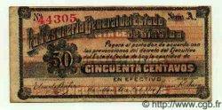 50 Centavos MEXIQUE  1914 PS.1024 TTB