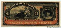 20 Pesos MEXIQUE  1915 PS.0421d SPL
