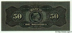 50 Pesos MEXIQUE  1911 PS.0422d SUP