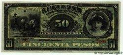 50 Pesos MEXIQUE  1915 PS.0422d SPL