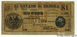 1 Peso MEXIQUE  1913 PS.1066a B+