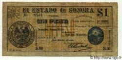 1 Peso MEXIQUE  1913 PS.1066a B+