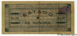 5 Pesos MEXIQUE  1913 PS.1067d pr.TTB