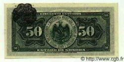 50 Centavos MEXIQUE  1915 PS.1070 pr.NEUF