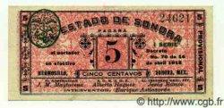 5 Centavos MEXIQUE  1915 PS.1077a SUP