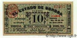 10 Centavos MEXIQUE  1915 PS.1078a SPL